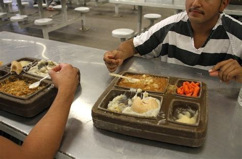 The Food Looks Delicious? Inmates at Maricopa County?s