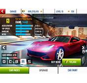 The Fastest Cars In Asphalt 8  Hack