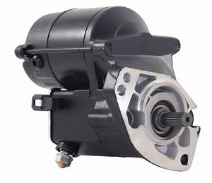 New 12v 1 4kw Starter Motor Fits Indian Scout Redhorse Mustang 250 S U0026s 1442cc