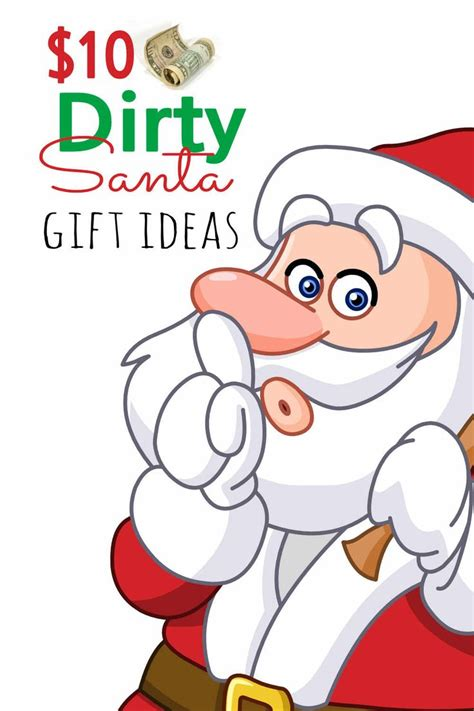 10 dirty santa gift exchange ideas christmas parties