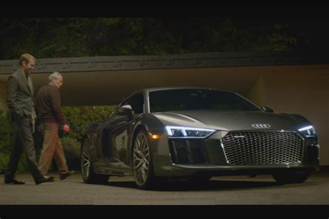 audi commercial super bowl audi r8 super bowl commercial is an amazing one drivers