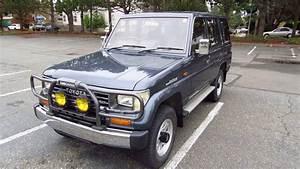 Toyota Landcruiser Prado 1992  Lj78