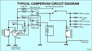 Split Charge Wiring Diagram