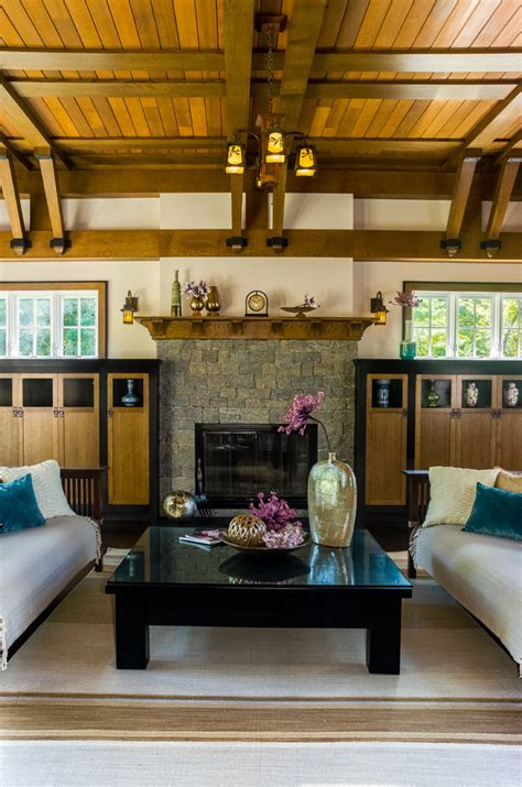 craftsman living room designs  inspire  interior god