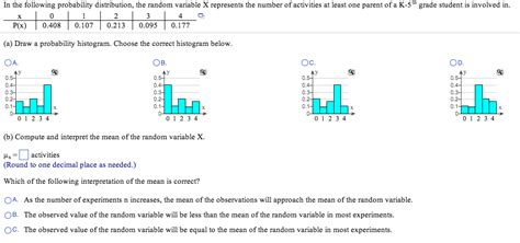 what does open table mean solved in the following probability distribution the ran