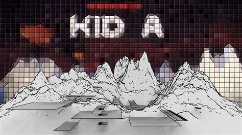 Radiohead Kid a Art