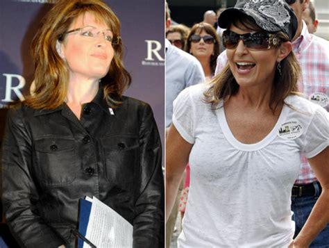 Web Buzzes With Sarah Palin Boob Job Rumors Ny Daily News