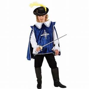 Kostüm Auf Rechnung : musketier alexandre blau kost m f r kinder ~ Themetempest.com Abrechnung