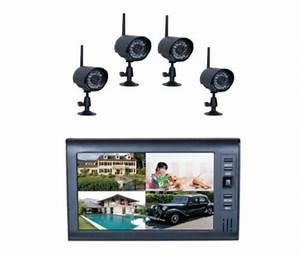 Systeme Video Surveillance Sans Fil : magicfly b b vid o kit vid o surveillance sans fil tft ~ Edinachiropracticcenter.com Idées de Décoration