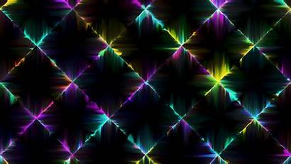 Neon Lights 4k Colorful Wallpapers Dark Squares