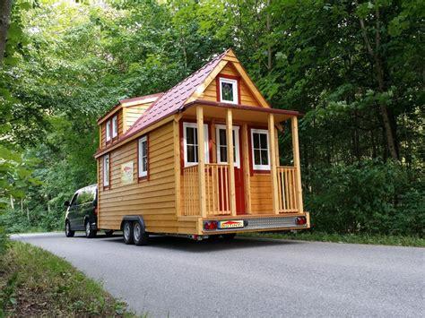 Tiny Häuser Auf Räder by Mit Der Tiny Haus Manufaktur Gotiny Umw