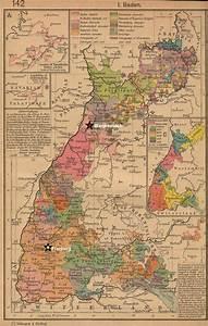 Baden Germany Map