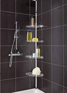 Teleskop Eckregal Bad : teleskop dusch eckregal badezimmer accessoires bader ~ A.2002-acura-tl-radio.info Haus und Dekorationen