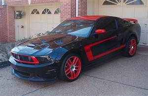 3K-Mile 2012 Ford Mustang Boss 302 Laguna Seca Edition for sale on BaT Auctions - sold for ...