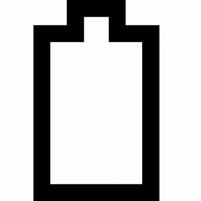 Battery Icon Empty Icons Iphone Mobile Android