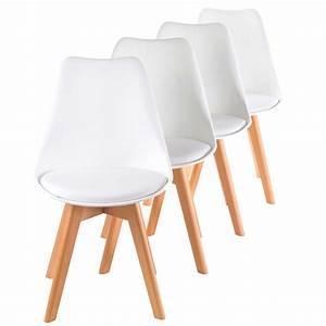 Stuhl Weiß Chrom : my sit retro stuhl design stuhl zura 4er set in wei haus garten wohnen design st hle ~ Indierocktalk.com Haus und Dekorationen