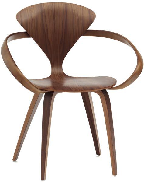 chaise design bois rum4 cherner chair rum4 interiør og design snedkeri