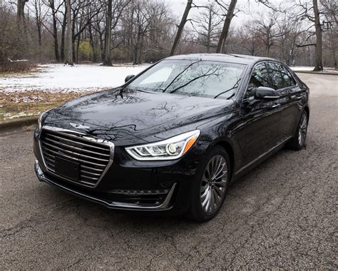 2017 Genesis G90 by Review 2017 Genesis G90 5 0 Ultimate 95 Octane