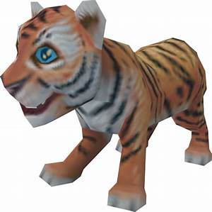 Tiger Cub RuneScape Wiki FANDOM Powered By Wikia
