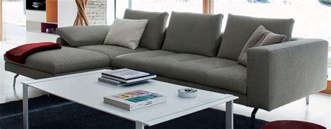 canapé de designer canapé d 39 angle bruce l 298 cm x prof 104 172 cm