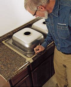 How Do You Cut Granite Countertops by How To Apply Cut Laminate Countertop End Cap Kitchen