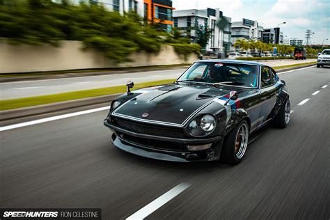 Datsun Z by R Tune Garage S 3 4l Carbon Fiber Datsun Z Speedhunters