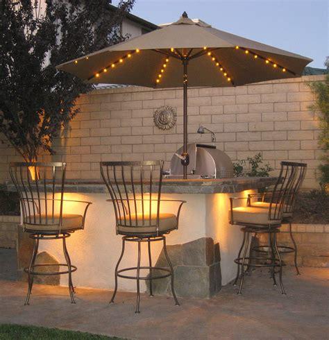 patio patio umbrella with solar lights home interior design