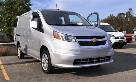k 2015 Chevrolet City Express Small Cargo Van In The