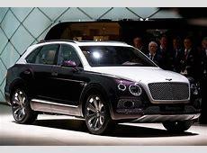Bentley Bentayga plugin hybrid taps VW parts bin
