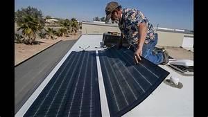 Full Rv Solar  U0026 Inverter Install