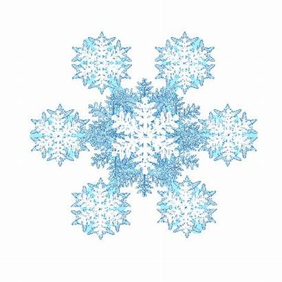 Clipart Snowflake Border Snowflakes Christmas Clip Clipground
