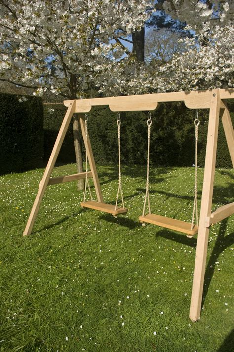 Swing For Backyard Adults by Wooden Garden Swings For Children And Adults Sitting