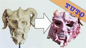 Masque Halloween A Fabriquer : comment fabriquer un masque en latex partir d 39 une ~ Melissatoandfro.com Idées de Décoration