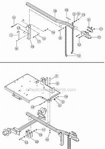 Bear Cat Ch5653 Parts List And Diagram