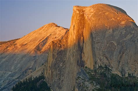 alpenglow images yosemite national park  greg russell