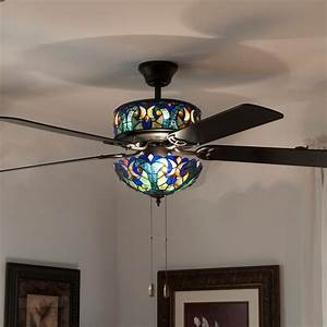 Best tiffany ceiling fan ideas on chandelier and