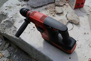 Perforateur Burineur Sans Fil : test du complet du perforateur burineur hilti te 30 a36 ~ Premium-room.com Idées de Décoration