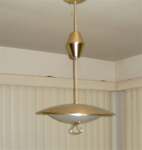pull lights kitchen vintage 1960 s pull kitchen l hanging the 4437