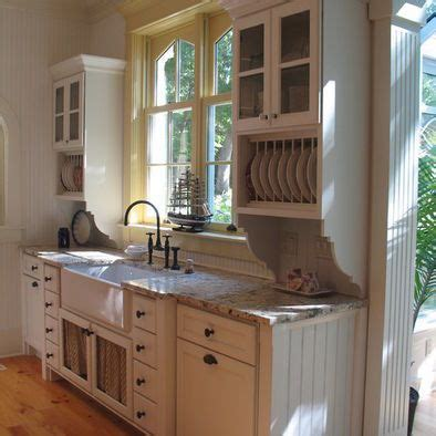 plate rack design pictures remodel decor  ideas page  cottage kitchen cabinets