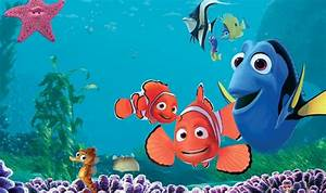 Information About Finding Nemo Wallpaper Widescreen