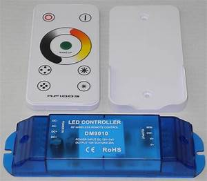 Dm9010 2ch Cct Led Color Temperature Dimmer 2ch Rf Led