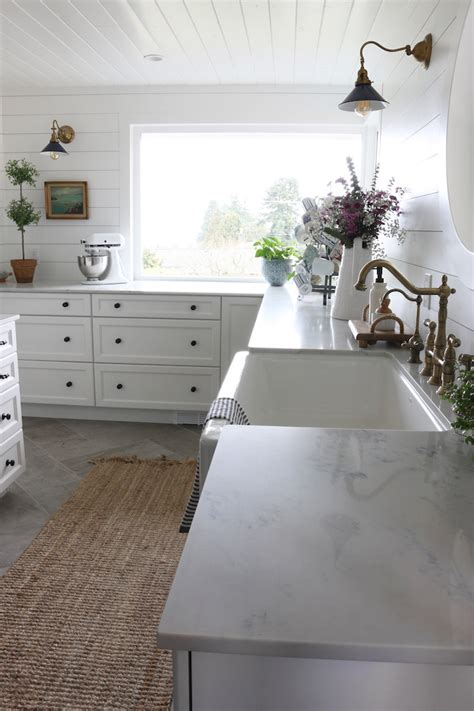Small Kitchen Remodel Reveal!  The Inspired Room