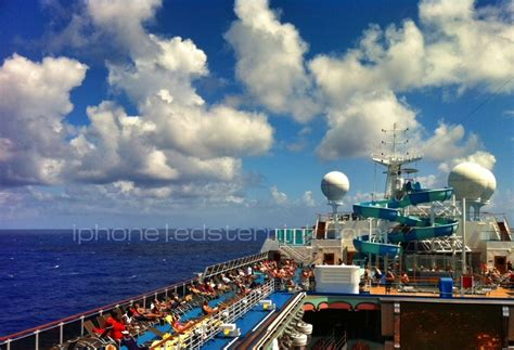 photo of carnival splendor cruise on may 09 2013 view