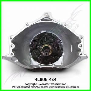 4l80e Transmission 4wd  4l80e 4x4  4l80