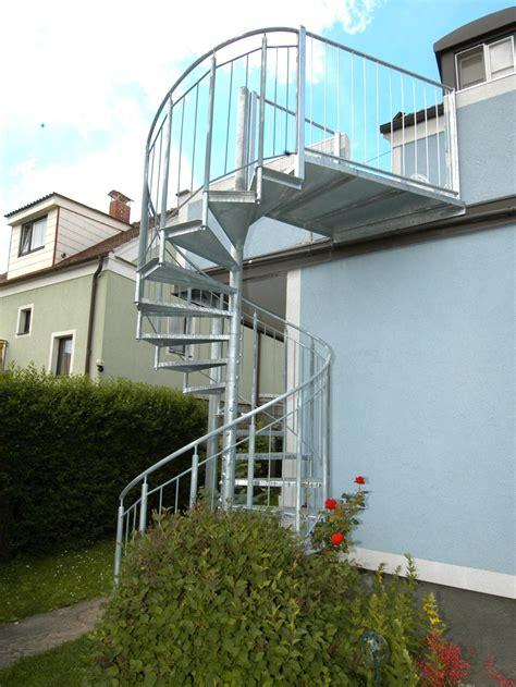 Aussen Balkon Nachträglich by Treppen Riel Metallbau