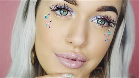 festival makeup  primark beauty youtube