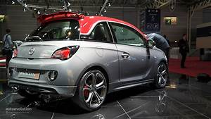 Adam S Opel : opel vauxhall adam s debuts in paris small in size big ~ Kayakingforconservation.com Haus und Dekorationen
