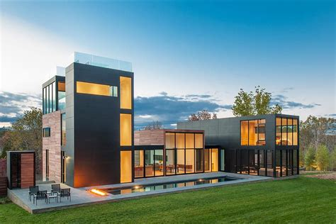 Jobs Home : 4 Futuristic Homes Steve Jobs Would Live In