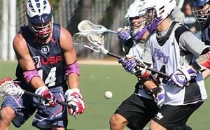 High Point University Men's Lacrosse Team Practices with U ...