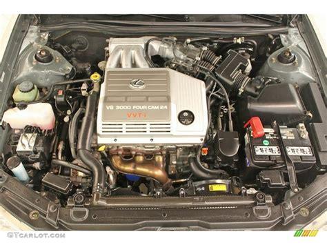 2001 Lexus Es 300 3.0 Liter Dohc 24-valve V6 Engine Photo